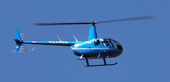 Robinson R44 Training IFR Training